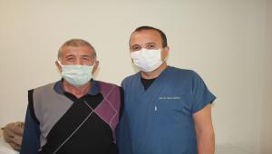 Konya'da kızının kalçasından iğne yaptığı kişi hastanelik oldu