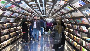 Konya Kitap Günleri'nde 5. günde 250 bin ziyaretçi sayısı aşıldı