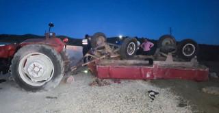 Feci kaza: 3'ü çocuk 4 Ölü ve 18 yaralı
