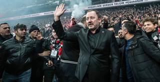 Görüşme sona erdi! Beşiktaş'ta Sergen Yalçın kararı
