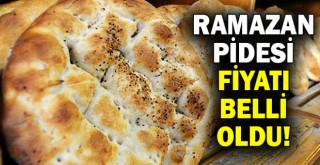 Karaman'da Ramazan Pidesi Fiyatları Belli Oldu