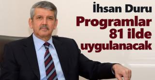 Yeşilay Karaman Şube Başkanı İhsan DURU'dan Yeşilay Haftası kutlaması
