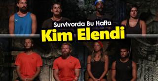 Survivor Bu Hafta Kim Elendi? 22 Haziran 2021