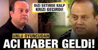 Seksenler dizisinin ünlü oyuncusu Kemal Kuruçay, hayatını kaybetti