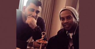 Sinan Siner &a Ümit Akbulut Ünlü Futbolcu Ronaldinho'yu Türkiye'ye Getiriyor