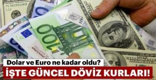 Dolar Euro Altın Borsa Bugün Ne Kadar?