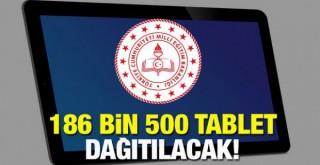 MEB'den öğrencilere 186 bin tablet dağıtımı müjdesi! Ücretsiz tablet başvurusu nasıl yapılır?