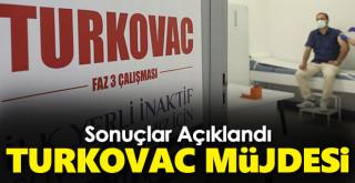Yerli aşı TURKOVAC'la ilgili bomba gelişme duyuruldu