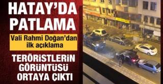 Hatayda Patlama