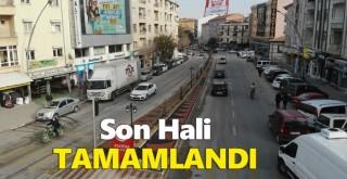 Karaman Belediyesinden Aydınlatma Çalışmaları