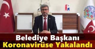 Başkan Boyacıoğlu, Kovid-19 testinin pozitif çıktığını duyurdu