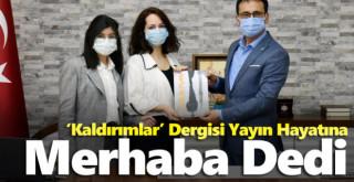 Kaldırımlar Dergisi Yayın Hayatına Merhaba Dedi
