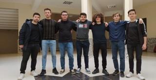 KMÜ Öğrencilerinden Akıllı Modüler Sensör Projesi