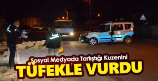 Karaman'da bir kişi, tartıştığı kuzenini av tüfeğiyle vurdu