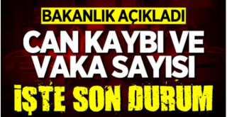 28 Nisan koronavirüs tablosu! Koronavirüste Türkiye'de Son Durum