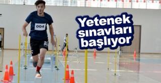 KMÜ Besyo'ya Özel Yetenek Sınavıyla 150 Öğrenci Alınacak