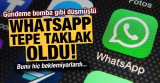 WhatsApp'a ağır darbe, bu kadarını beklemiyorlardı...