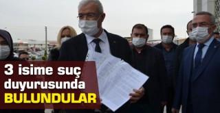 AK Parti Karaman il başkanlıkları, üç isim için suç duyurusunda bulundu