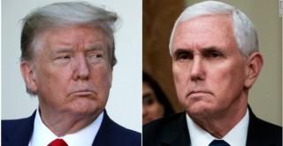 Pence; Trump Biden'ın galibiyetini engelleyemeyecek