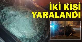 Karaman Makro Kavşağında kaza