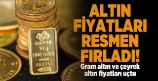 Altın fiyatları birden fırladı! 23 Ekim güncel altın fiyatları