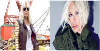 Süperstar Ajda Pekkan 'Yakarım Canını' diyor!
