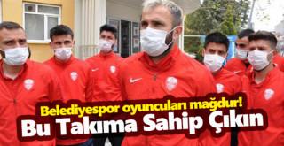 Karaman Belediyespor oyuncuları mağdur!