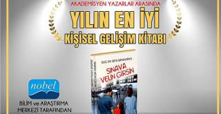 KMÜ Öğretim Üyesinin Eserine 'En İyi Kişisel Gelişim Kitabı Ödülü'