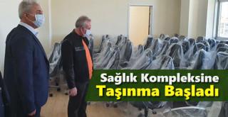 Karaman'ın Sağlık Kompleksine Taşınma Çalışmaları Başladı!