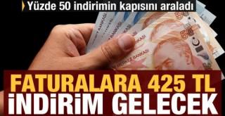Türkiye için yüzde 50 indirimin kapısını araladı